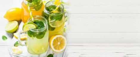 lemon and lime tea ireland