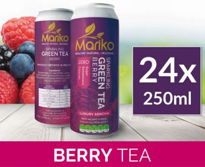 Mariko Sparkling Berry Tea Ireland