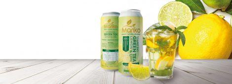 Mariko Sparkling Lemon Tea Ireland