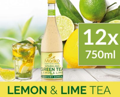 Mariko lemon and lime Tea