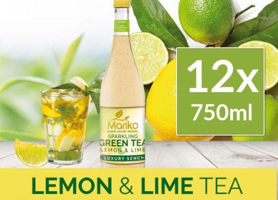 Mariko lemon and lime Tea