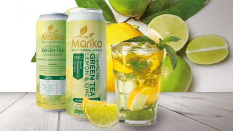 Mariko Sparkling lemon Tea Ireland