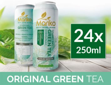 Mariko Sparkling Green Tea Ireland
