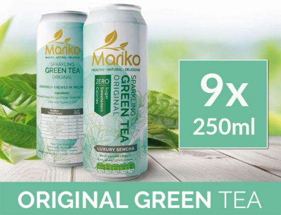 Mariko Sparkling Green Tea Ireland